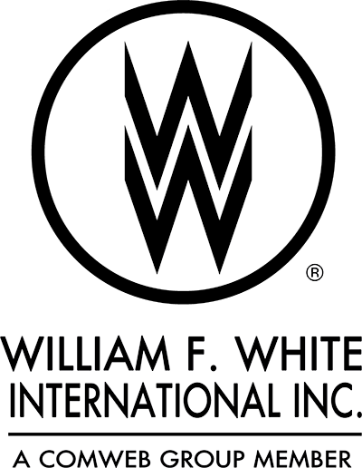 William F. White International Inc Logo